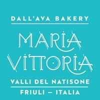 Maria Vittoria - Dall'Ava Bakery + Sweet & Salty with Heart & Brain