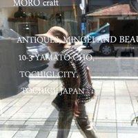 古物と品々 MOROcraft  -antiques and the sorroundings-