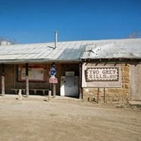 Two Grey Hills Trading Post Historic Site
