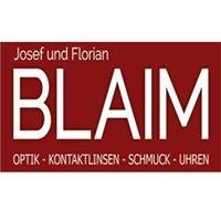 BLAIM Optik Uhren Schmuck Kontaktlinsen