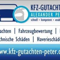 Kfz-Sachverständigenbüro Alexander Peter