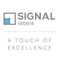 Custom Printed Fabric Labels by Signal Ltd