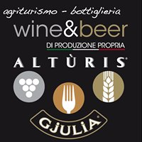 Agriturismo Wine & Beer Alturis