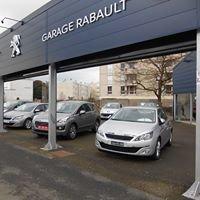 Garage Rabault Agent Peugeot Niort