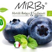 MIRBÌ - Mirtilli Biologici di Moncrivello