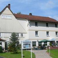Waldesruh     Wanderhotel-Externsteine