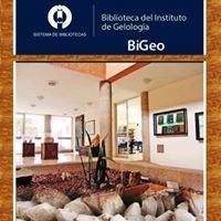 Biblioteca del Instituto de Geología