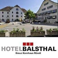 Kornhaus Restaurant Lounge