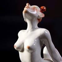 KATI ZORN porzellan Kunst
