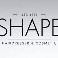 AVEDA SHAPE Hairdresser-Cosmetic