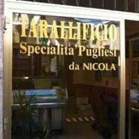 """Tarallificio situato a Torino. """"Il covo"""""""