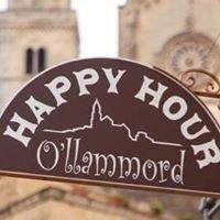 """HAPPY HOUR """"O'llammord"""""""