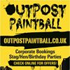 Outpost Paintball Chester