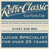Retro Classic Car Parts