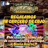 """Viejo Café de Manila """"Magellan Discoverer"""""""