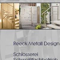 Reeck Metall Design