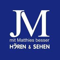 JM mit Matthies besser Hören & Sehen Hannover