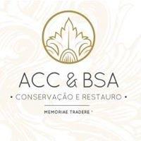 ACC & BSA Conservação e Restauro, Lda - Memoriae Tradere