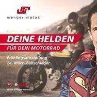 Wenger Motos Yamaha Ducati