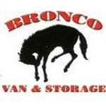 Bronco Van and Storage