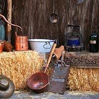 """Pueblo rural medieval """"Proyecto"""""""