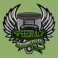 Speed race motorcycles