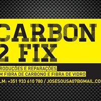 Produções e reparações em fibra de carbono - carbon2fix