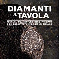 Diamanti A Tavola - Festival del Tartufo Pregiato dei Monti Sibillini