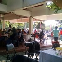 Club de Motos Antiguas en la glorieta de las Ninfas, Chapultepec