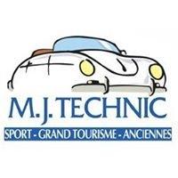 MJ Technic | Spécialiste Porsche