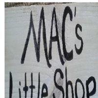 MAC's Little Shop Around The Corner
