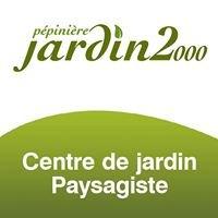 Pépinière Jardin 2000