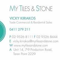 My Tiles & Stone