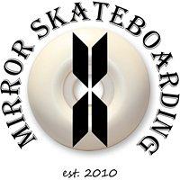 mirror skateboarding