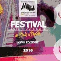 Festival da Bach a Bartok