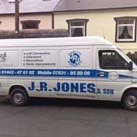 J.R.JONES&SON BUILDING AND ROOFING CONTRACTORS