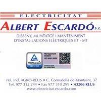 Electricitat Albert Escardó S.L.