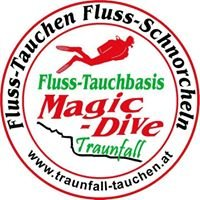 Flusstauchbasis Magic Dive - Traunfall