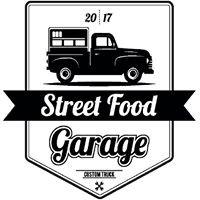 Street Food Garage Custom Truck