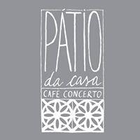 Pátio da Casa Café Concerto