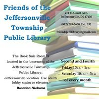 Friends of the Jeffersonville Township Public Library