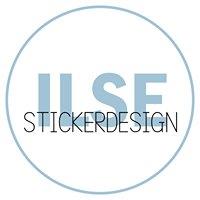 Ilse Stickerdesign
