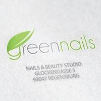 Nagelstudio Regensburg Greennails SNS