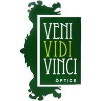 VENI VIDI VINCI Òptics