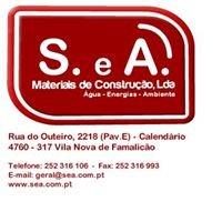 S. e A.- Materiais de Construção, Lda