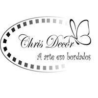 Chris Decor, a arte em bordados