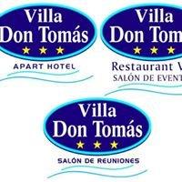 Villa Don Tomás Apart Hotel