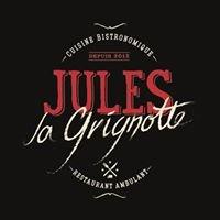 Jules la Grignotte • FOOD TRUCK • Alcyons