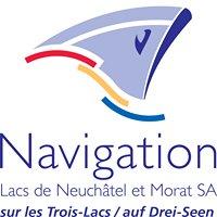Navigation LNM - Croisière sur les 3 lacs