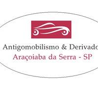 Antigomobilismo Araçoiaba da Serra - SP